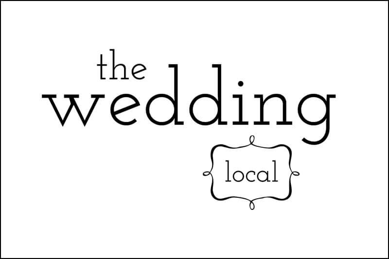 the wedding local